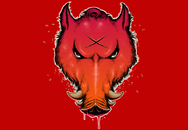 Wild Boar  Artwork