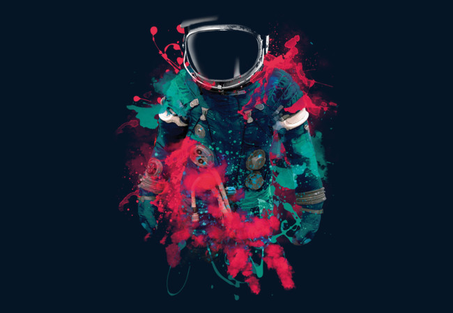 Cosmonaut's Soul  Artwork