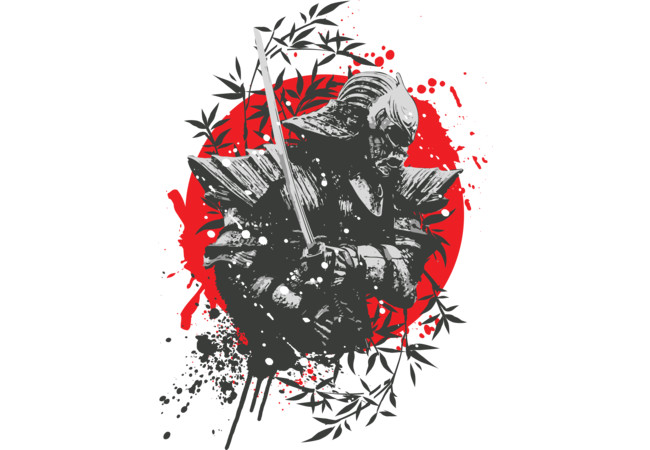 Black Samurai  Artwork