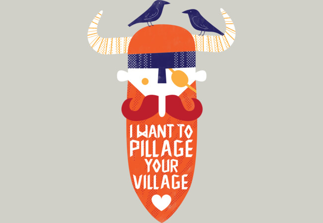 Pillage  Artwork
