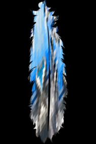 Ice Tiger Feather
