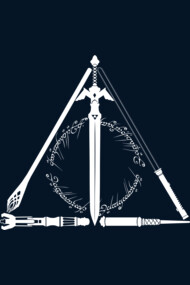 Geeky Hallows