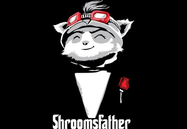 Shroomsfather  Artwork