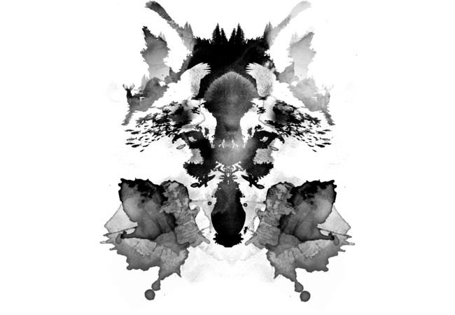 Rorschach  Artwork