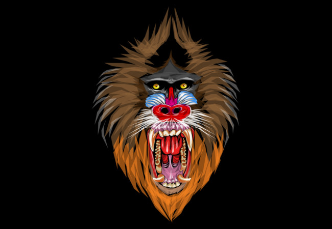 Mandrill  Artwork