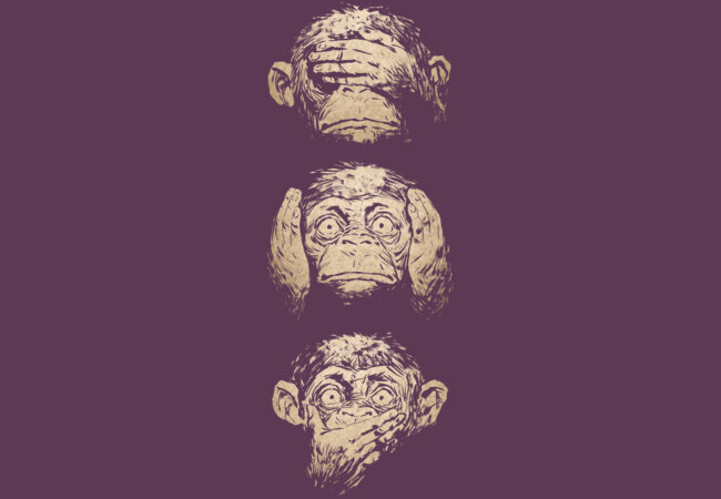 3 wise monkeys  Artwork
