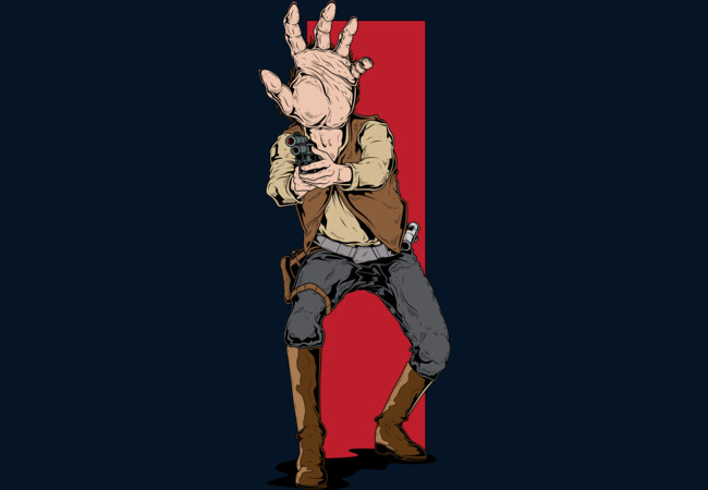 Hand Solo  Artwork