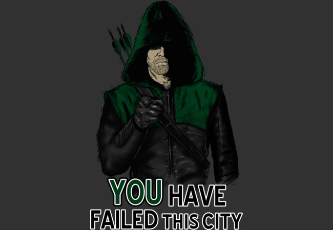 Failed This City  Artwork