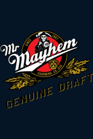Mr. Mayhem Genuine Draft
