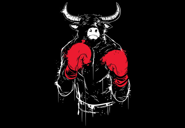 RAGING BULL  Artwork