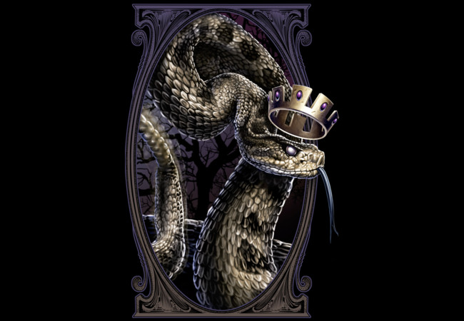 The Serpent  Artwork