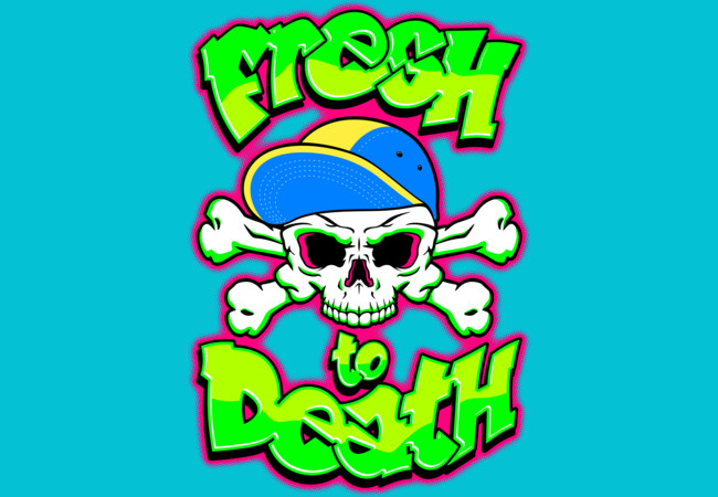Fresh to death  Artwork