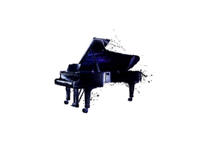 Piano  Artwork