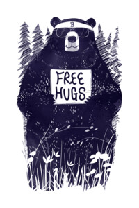 FREE HUGS by gloopz