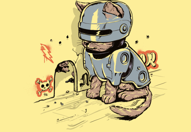 RoboCat  Artwork