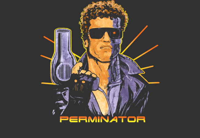 The Perminator  Artwork