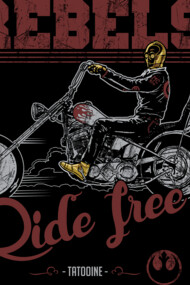 Rebels ride free
