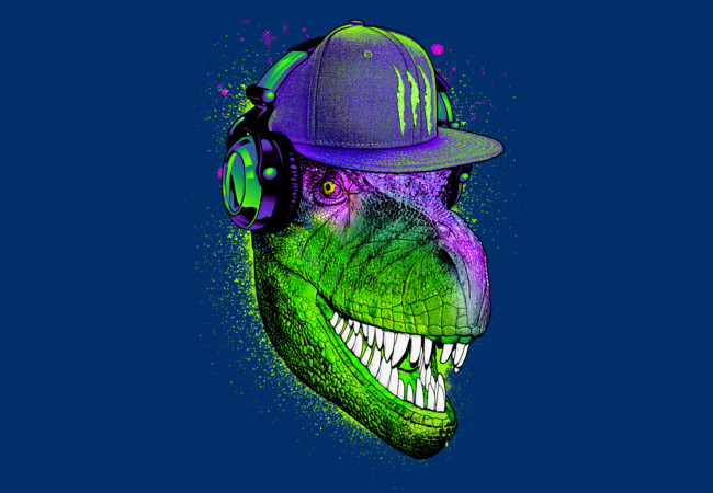 Jurassic DJ  Artwork