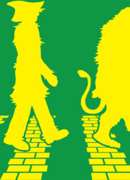 Yellow Abbey Brick Road