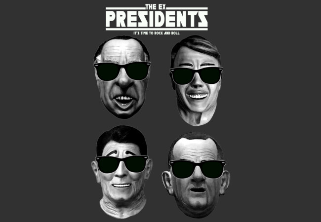 The Ex-Presidents