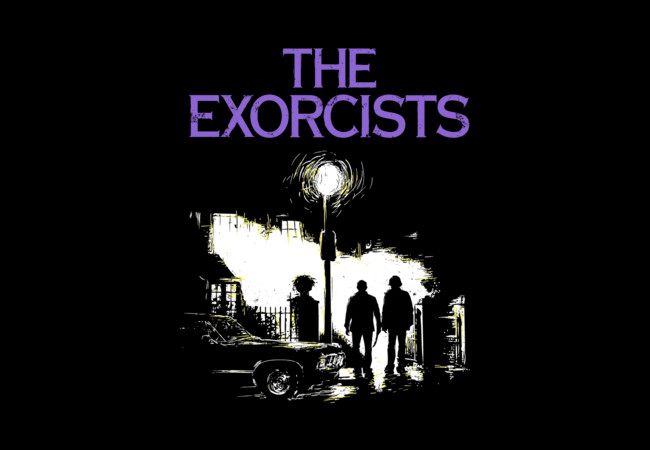 The Exorcists  Artwork