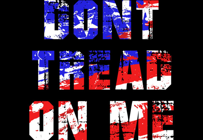 Don't Tread on Me  Artwork