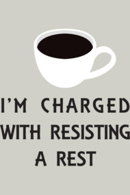 Charged With Resisting A Rest