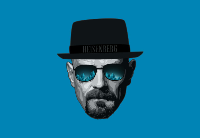 I am the one who Knocks!  Artwork