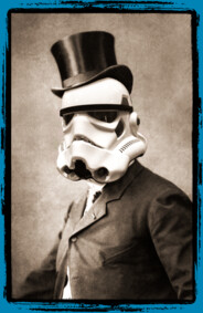 Portrait of a Sir Stormtrooper
