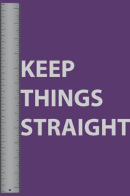 Keep Things Straight