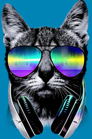 Music Lover Cat V.II