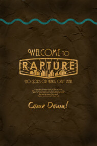 Bioshock Welcome to Rapture