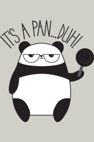 It's A Pan...Duh!