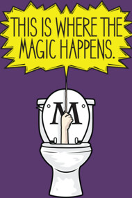 Magic Toilet