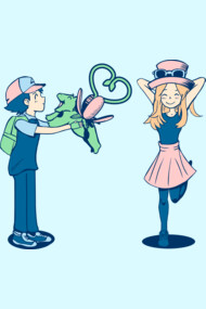 My pokeheart is yours