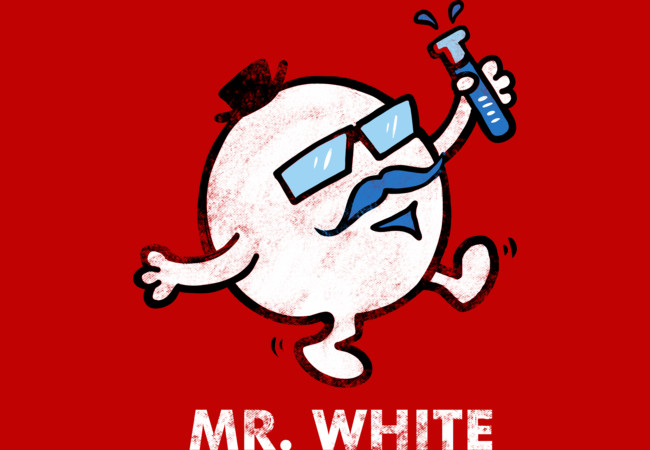 Mister White  Artwork