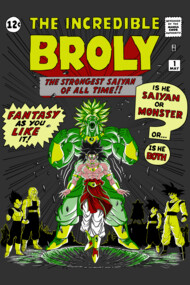 The Incredible Broly