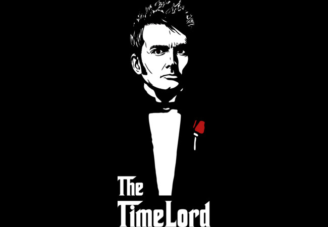 The Time Lord  Artwork