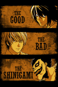 The Good, the Bad and the Shinigami