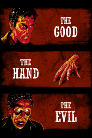 The Good the Hand end the Evil