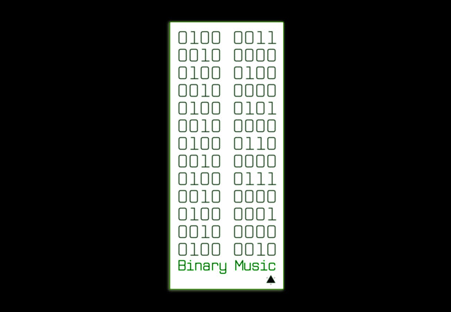 Binary  Artwork