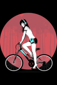 Bike Girl Reload