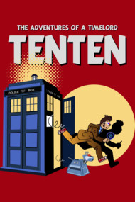 TENTEN THE ADVENTURES OF A TIMELORD