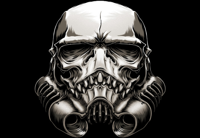 the Skull Trooper  Artwork