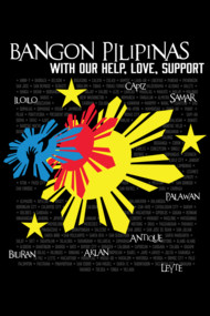 Haiyan Support by Erika Button