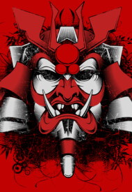 Samurai Mask of Doom!