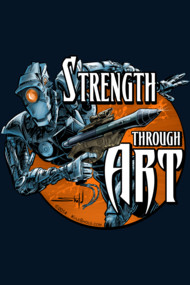 Strength Through Art