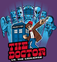 The Doctor VS. The Universe 11th Edition