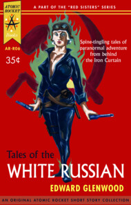 """Tales of the White Russian"" Book Cover"