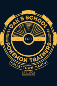 Oak's School for Pokémon Trainers